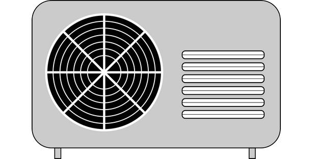 Unite exterieure climatisation